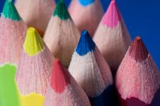Free Colored Pencils 10 Royalty Free Stock Images - 1339619