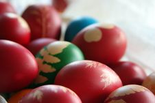 Free Easter Eggs Stock Image - 13301001