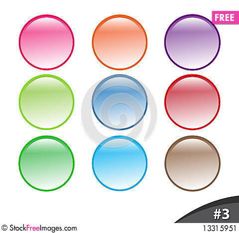 Shiny Website Buttons, Part 3 - Free Stock Photos & Images ...