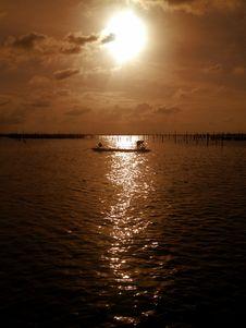 Free Reflection, Sky, Horizon, Sunset Royalty Free Stock Photos - 133463248