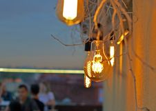Free Yellow, Light, Lighting, Light Fixture Stock Photography - 133463352
