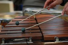 Free Musical Instrument, Xylophone, Marimba, Cue Stick Royalty Free Stock Photos - 133463468