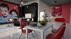 Free Room, Interior Design, Living Room, Furniture Stock Photo - 133463720