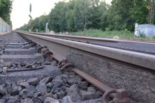 Free Track, Transport, Rail Transport, Road Stock Photography - 133464052
