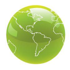Free Green World Stock Photo - 13352540