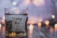 Free Close-up Photo Of Scented Candle Stock Photos - 133729383