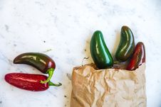 Free Red And Green Chili Stock Image - 133729651