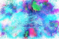Free Blue, Purple, Watercolor Paint, Sky Royalty Free Stock Image - 133773436