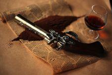 Free Weapon, Firearm, Gun, Gun Accessory Stock Image - 133774421