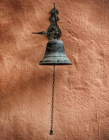 Free Bell, Wall, Church Bell, Ghanta Royalty Free Stock Image - 133774476