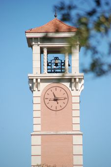 Free Clock Tower, Tower, Sky, Bell Tower Stock Photos - 133774523