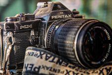 Free Single Lens Reflex Camera, Camera, Digital Camera, Cameras & Optics Royalty Free Stock Photography - 133774777