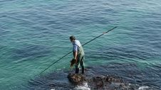 Free Sea, Water, Recreational Fishing, Fisherman Stock Images - 133775294