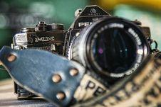 Free Single Lens Reflex Camera, Camera, Cameras & Optics, Digital Camera Stock Photography - 133775392