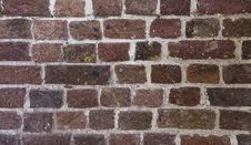 Free Brick Wall Royalty Free Stock Image - 13383366