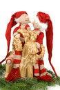 Free Santa Lovers Royalty Free Stock Photos - 1343988