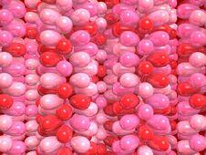 Free Holiday Balloon Royalty Free Stock Photos - 1340908