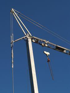 Free Cranes Ii Stock Images - 1341344