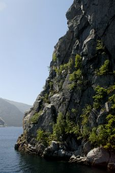 Free Lysefjord Royalty Free Stock Photography - 1341427