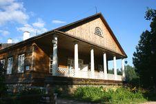 Free Manor (Trigorskoe) Stock Photo - 1341980