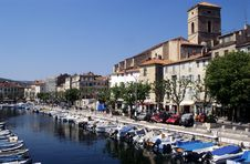 Free La Ciotat Royalty Free Stock Photography - 1342087
