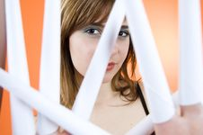 Free Scissor Fingers Stock Photos - 1342153