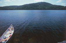 Free Canoe Royalty Free Stock Image - 1343506