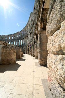Free Roman Arena 6 Stock Images - 1343844