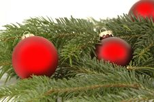 Free Christmas Ball Royalty Free Stock Images - 1344129