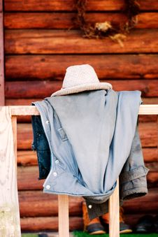 Free Hat And Coat Stock Image - 1344801