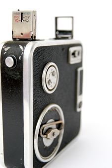 Free Video Camera Stock Photography - 1345642