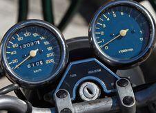 Free Motorbike Royalty Free Stock Image - 1347156