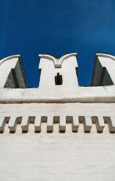 Free Monastery Wall 1 Stock Photography - 1347322