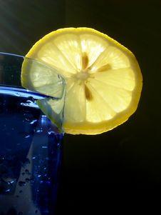 Free Lemon Cocktail Stock Images - 1347544