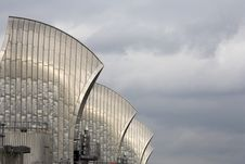 Free Thames Barrier Stock Photography - 1349042