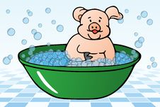 Free Hygiene Rules Stock Image - 13407681