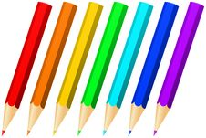 Free Pencils Stock Photos - 13407813