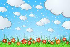 Free Summer Stock Image - 13408881