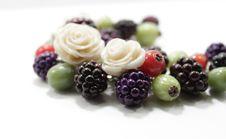 Free Fruit, Blackberry, Bead, Frutti Di Bosco Royalty Free Stock Photo - 134004195
