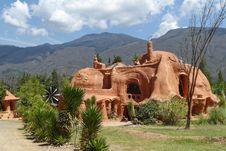 Free Property, Historic Site, Hacienda, Village Stock Photography - 134004602