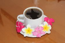 Free Coffee Cup, Flower, Cup, Tableware Stock Image - 134004611