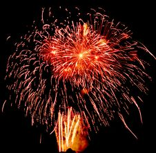 Free Fireworks, Event, Explosive Material, Darkness Stock Images - 134004864