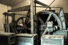 Free Iron, Wood, Wheel, Industry Stock Photography - 134005452