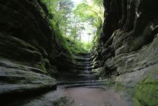 Free Nature Reserve, Rock, Ravine, Watercourse Stock Photo - 134005470