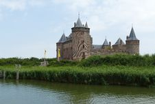 Free Waterway, Château, Water Castle, Castle Stock Image - 134005711