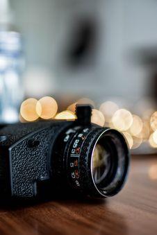 Free Single Lens Reflex Camera, Cameras & Optics, Camera, Digital Slr Stock Photo - 134005730
