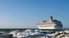 Free Cruise Ship, Passenger Ship, Water Transportation, Ship Royalty Free Stock Photos - 134006188