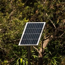 Free Grass, Energy, Solar Energy, Solar Panel Stock Photography - 134006232