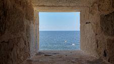 Free Sea, Sky, Wall, Window Stock Images - 134006344