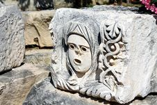 Free Stone Carving, Carving, Sculpture, Temple Stock Photos - 134006623
